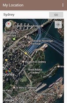 My Location GPS