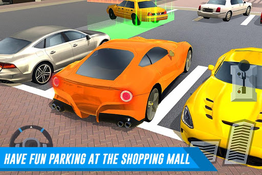 Shopping Mall Car & Truck Parking 1.1 screenshots 1