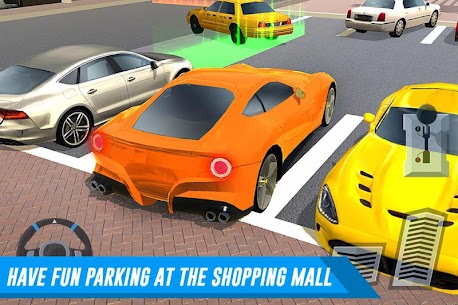 Shopping Mall Car & Truck Parking App Download For Android and iPhone 1
