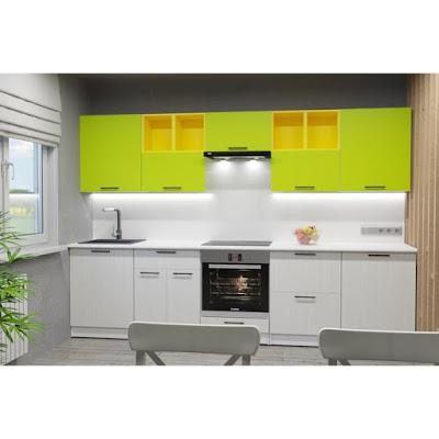 Кухонный гарнитур Оливия 3000