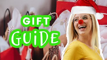 Gift Guide for Christmas - Christmas Template