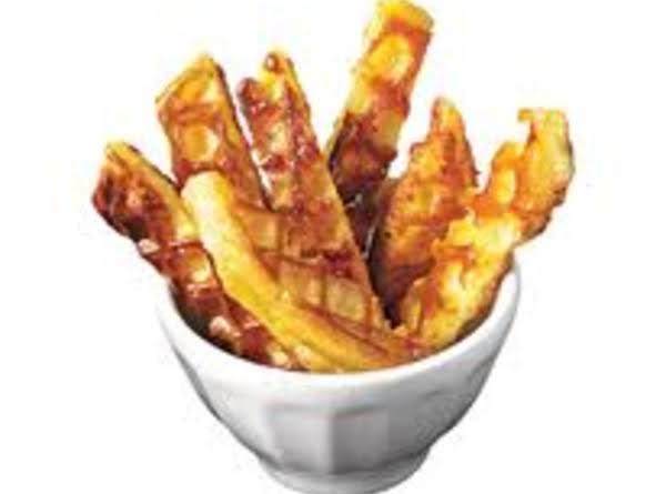 Waffle Fingers Recipe