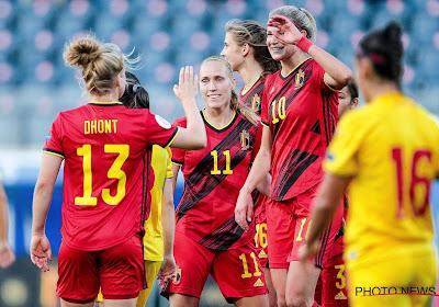 """Eindelijk het eerste internationale doelpunt voor Vanhaevermaet: """"Heb kleppers voor me staan met voetbalverstand"""""""