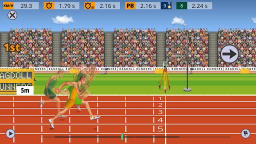Ragdoll Runners screenshot 3