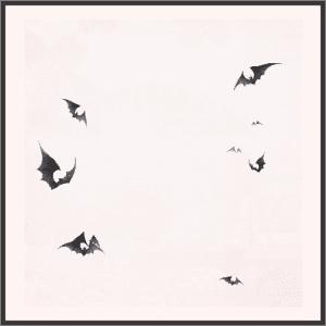 不吉な蝙蝠