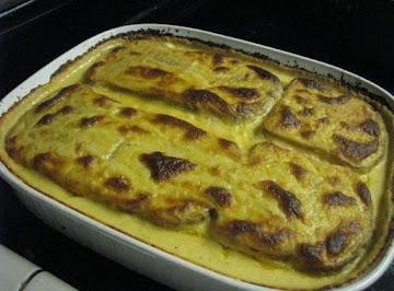 Croque Madame Casserole Recipe