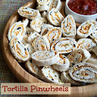 Flour Tortilla Pinwheel No Cook Recipes
