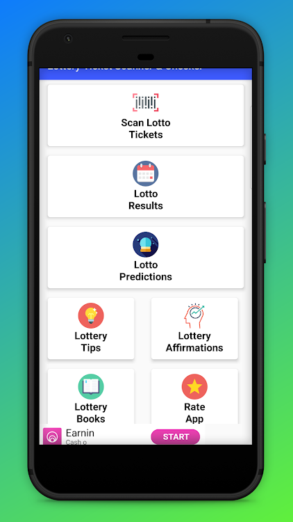 PA - Lottery Ticket Scanner & Checker – (Android Apps) — AppAgg