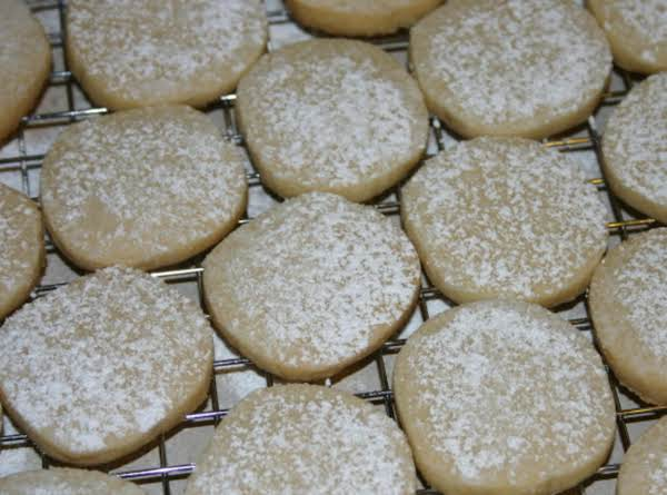 All Butter Cookies Recipe