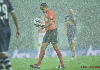 Dankzij Mehdi Bayat mag Cercle Brugge zijn voorsprong behouden