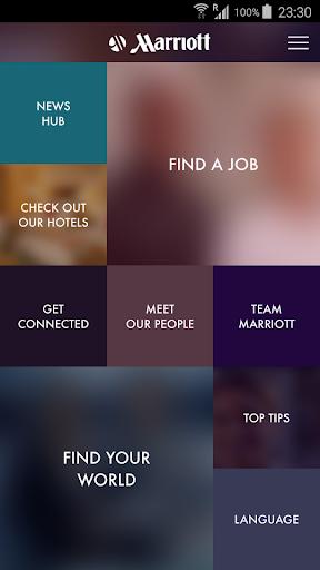 Marriott Jobs In Europe