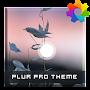 Премиум Plur Theme For Xperia временно бесплатно