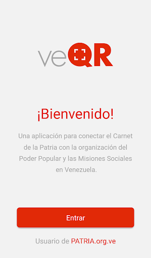 veQR - Somos Venezuela 3.0.0 screenshots 1