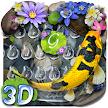Lively 3D Koi Fish Keyboard game APK