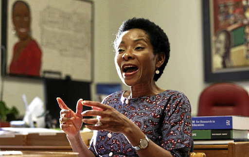 UCT vice-chancellor praises student for work signed off with 'one settler' one bullet'