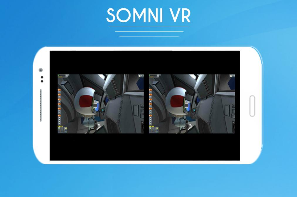Somni VR Lite Virtual Reality- screenshot