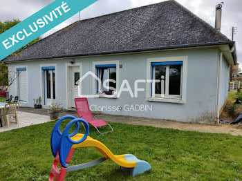 maison à Saint-Aignan-sur-Roë (53)