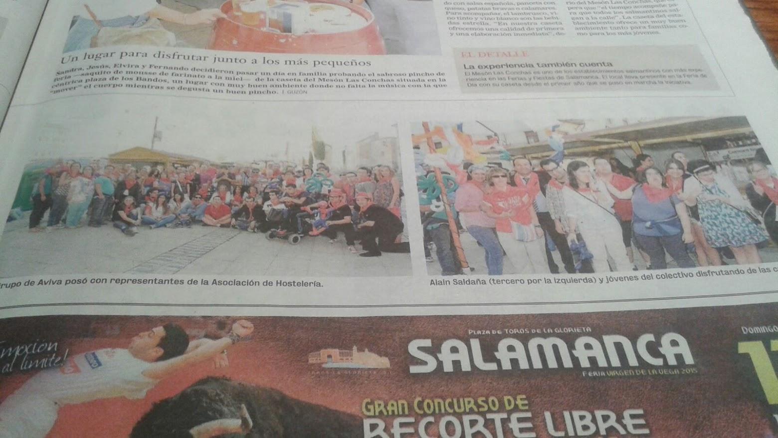 periódico de salamanca fundación aviva 2015
