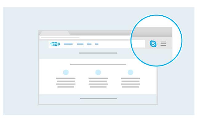 Skype chrome extension