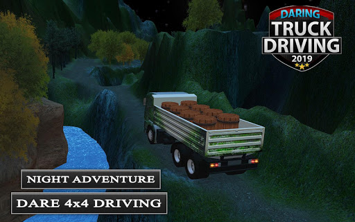 Offroad Transport Truck Driving - Jeep Driver 2019  screenshots 7