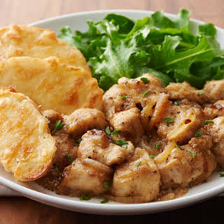 Slow-Cooker French Onion Chicken.