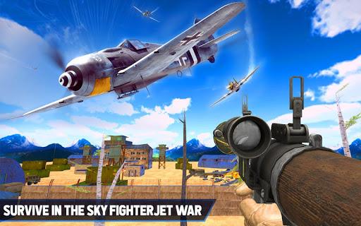 Jet Sky War Commander 2020 - Jet Fighter Games 1.0.3 screenshots 2