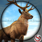 Deer Animal Hunting Sniper Shooting