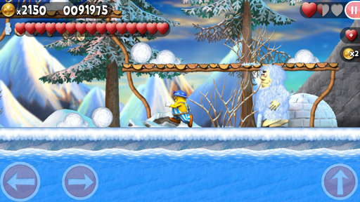 Incredible Jack: Jumping & Running (Offline Games)  screenshots 4