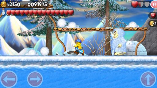 Incredible Jack: Jumping & Running (Offline Games) apkpoly screenshots 4