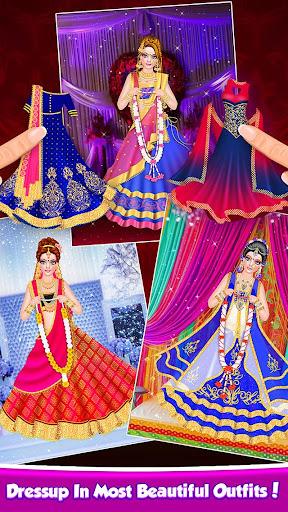 Royal Indian Doll 2 Wedding Salon Marriage Rituals android2mod screenshots 9