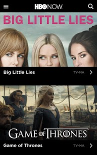 HBO NOW: Series, movies & more- screenshot thumbnail