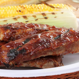 Zesty Lemon Spareribs