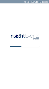 Insight Events - náhled