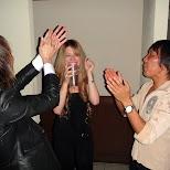 drinking party at 9LoveJ in Roppongi, Tokyo, Japan