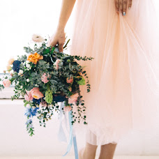 Wedding photographer Ekaterina Kolomarova (katesalat). Photo of 12.11.2016