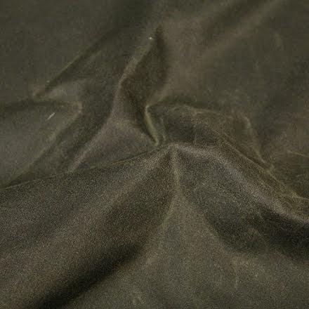 Oilskin - mörkgrön