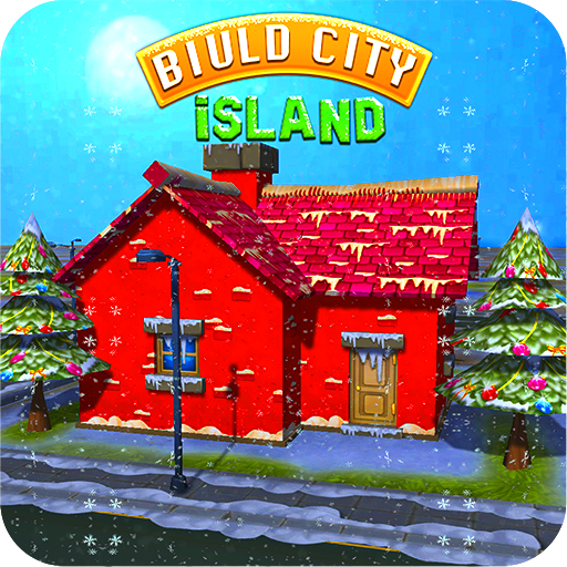 模拟のアイランドシティビルシムを構築 LOGO-記事Game