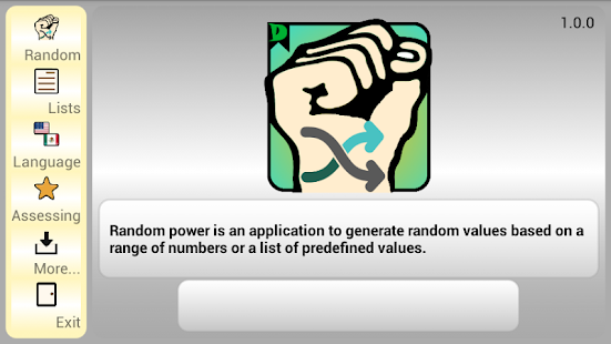 Random Power- screenshot thumbnail