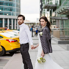 Wedding photographer Evgeniya Lisina (evgenialisina). Photo of 09.06.2016
