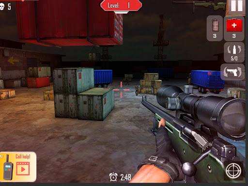Sniper Shoot War 3D android2mod screenshots 7