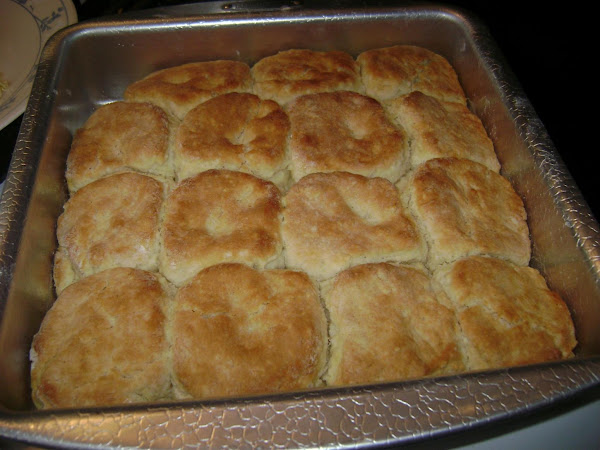Jessica's Southern Butter Biscuits Recipe