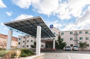 The Motel 6 Moab