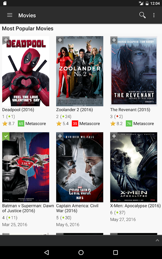 how to watch imdb movies on android