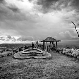 by J W - Black & White Landscapes
