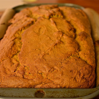 Cranberry Walnut Pumpkin Bread