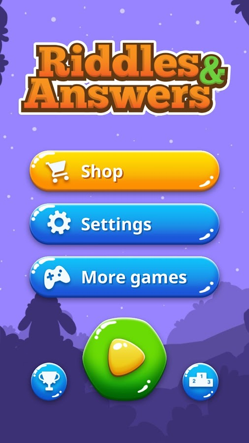 Riddles and Answers in English- screenshot