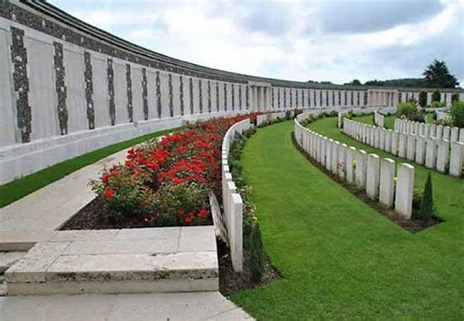 Andrew  Haxton grave