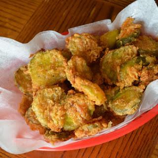 Buttermilk Fried Pickles