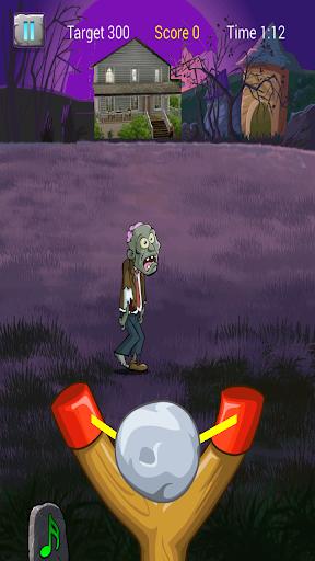 Crazy SlingShot Zombie