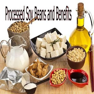 Processed Soy Beans and Benefits - náhled
